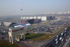Выставочный комплекс КРОКУС-ЭКСПО