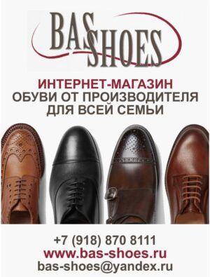 Bas-shoes