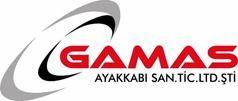 Gamas shoe