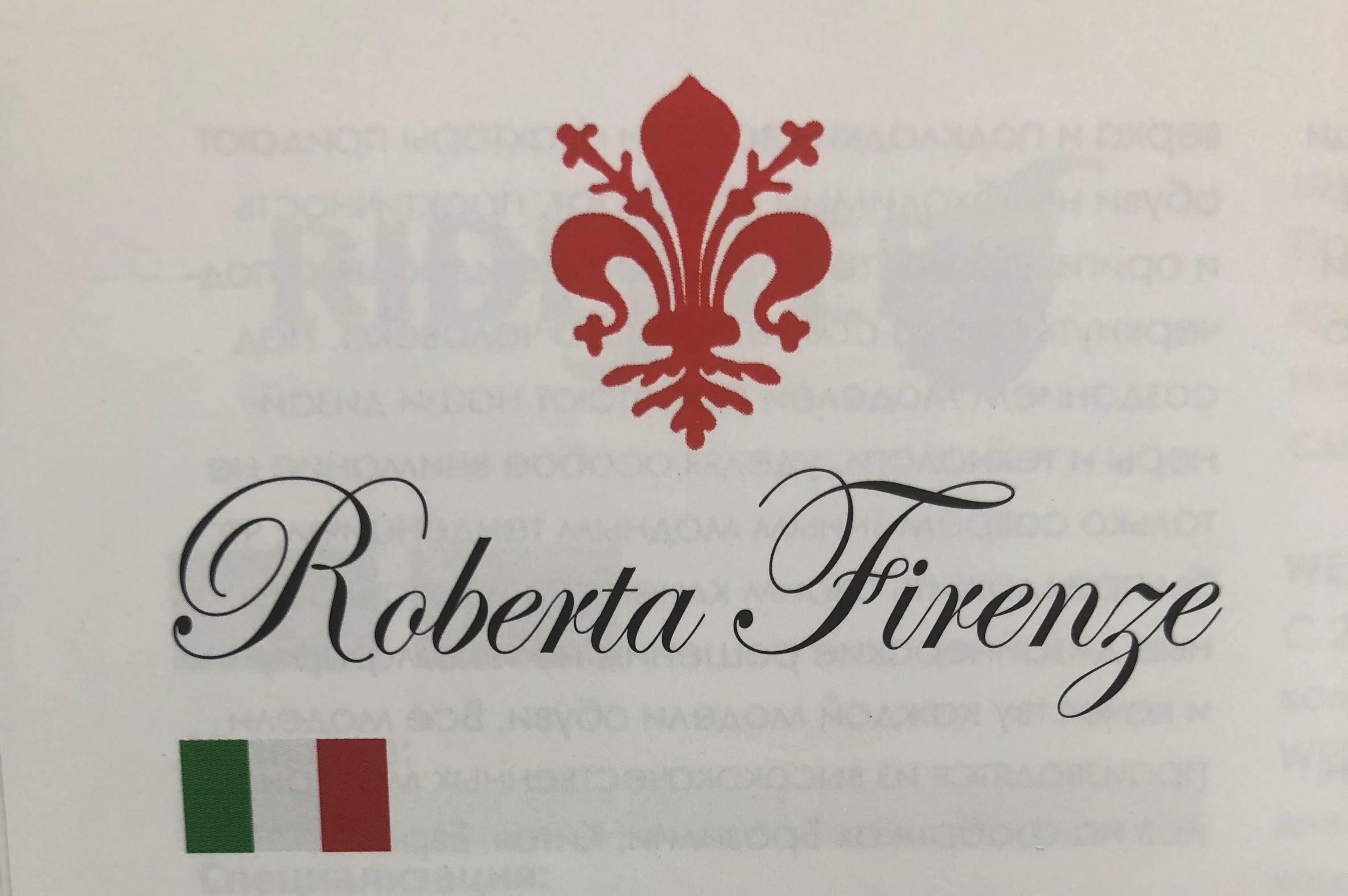 ROBERTA FIRENZE
